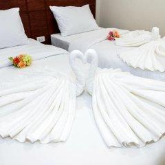 Отель The Topaz Residence 3* Номер Делюкс разные типы кроватей фото 5