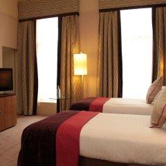 Отель Hilton Edinburgh Grosvenor 4* Стандартный номер с 2 отдельными кроватями фото 2