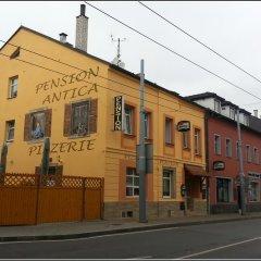 Отель Pension Antica Пльзень фото 2