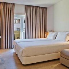 Hotel Spot Family Suites 4* Стандартный номер двуспальная кровать фото 4