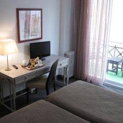 Отель Carlton 3* Стандартный номер с двуспальной кроватью фото 9