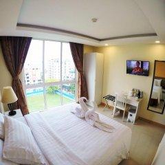 Отель The Melrose 3* Номер Делюкс с различными типами кроватей фото 2