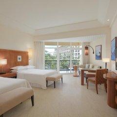 Отель Sheraton Sanya Resort комната для гостей фото 9