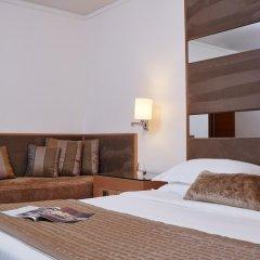 Galaxy Hotel Iraklio 5* Улучшенный номер с двуспальной кроватью фото 2
