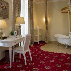 Гостиница City Holiday Resort & SPA 5* Люкс с различными типами кроватей фото 8