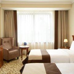Гостиница Звёздный WELNESS & SPA Стандартный номер с различными типами кроватей фото 15