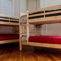 Music Hall Lisbon Hostel Кровать в общем номере с двухъярусной кроватью фото 3