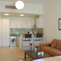 Tulip Hotel Apartments 4* Студия с различными типами кроватей фото 8