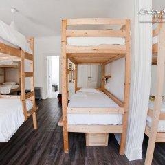 Hostel Casa d'Alagoa Кровать в общем номере с двухъярусной кроватью фото 13