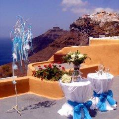 Отель Antithesis Caldera Cliff Santorini фото 2