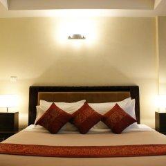Отель LK Mansion 3* Номер Делюкс с различными типами кроватей фото 2