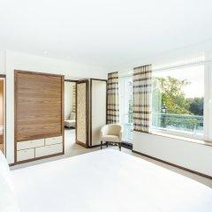 Отель COMO Metropolitan London 5* Люкс повышенной комфортности с различными типами кроватей фото 2