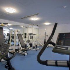 Отель Faros фитнесс-зал