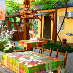Гостиница Guest House on Parkovaya ulitsa