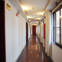 Отель Zhongshan Nanliang Inn интерьер отеля