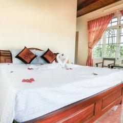 Отель Rice Village Homestay 2* Номер Делюкс с различными типами кроватей фото 4