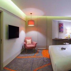 Отель ibis Styles Bangkok Khaosan Viengtai 3* Стандартный номер с 2 отдельными кроватями фото 4