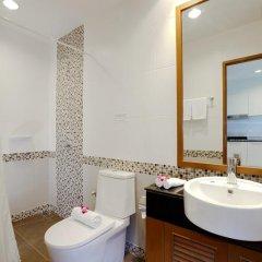 Отель The Park Surin Апартаменты с различными типами кроватей фото 12