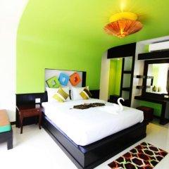 Отель AC 2 Resort 3* Номер Делюкс с различными типами кроватей фото 33