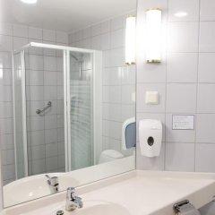 Отель Haukeland Hotel Норвегия, Берген - отзывы, цены и фото номеров - забронировать отель Haukeland Hotel онлайн ванная фото 2