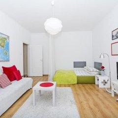 Апартаменты The Best Stay Apartments Гданьск комната для гостей фото 2