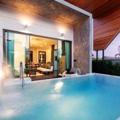 Отель The 8 Pool Villa 3* Вилла с различными типами кроватей фото 12
