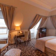 Гостиница Эрмитаж - Официальная Гостиница Государственного Музея 5* Улучшенный номер разные типы кроватей фото 4