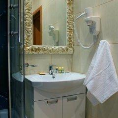 Гостиница Галерея Вояж 3* Стандартный номер разные типы кроватей фото 4