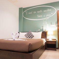 Отель Bt Inn Patong 3* Улучшенный номер двуспальная кровать фото 3