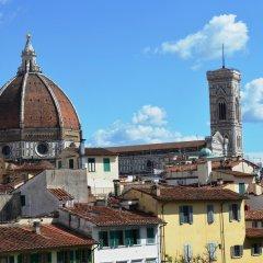Отель Panoramic Suite San Lorenzo Near Duomo балкон