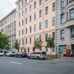 Гостиница Теrеm'ОK na Vasilievskom парковка