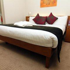 Отель Ambassadors Bloomsbury 4* Номер Делюкс с различными типами кроватей фото 2