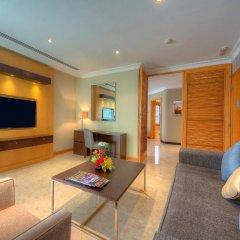 Отель Dubai Marine Beach Resort & Spa 5* Стандартный номер с различными типами кроватей