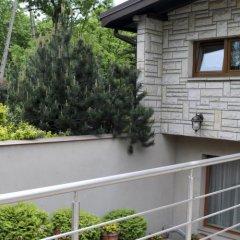 Отель Willa Amfora балкон