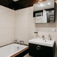 Отель EXCLUSIVE Aparthotel Улучшенные апартаменты с различными типами кроватей фото 20
