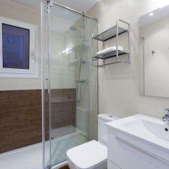 Отель AB Sagrada Familia Bofill Барселона ванная