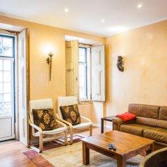 Отель Rossio Convento Da Encarnação Лиссабон комната для гостей фото 3