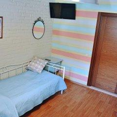 Хостел Кукуруза Номер Эконом с разными типами кроватей (общая ванная комната) фото 8