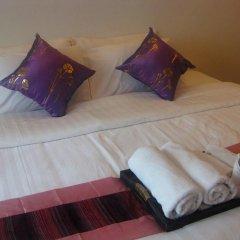 Отель Nantra Silom 3* Номер Делюкс с различными типами кроватей