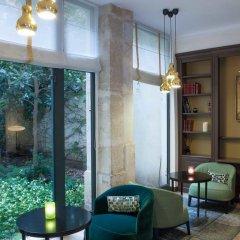 Hotel D'orsay Париж интерьер отеля