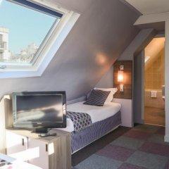 Comfort Hotel Nation Pere Lachaise Paris 11 3* Стандартный номер с различными типами кроватей фото 6