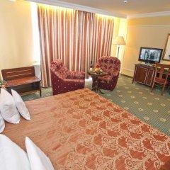 CARLSBAD PLAZA Medical Spa & Wellness hotel 5* Улучшенный номер с различными типами кроватей фото 2