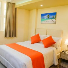 Отель Point Inn 3* Стандартный номер с различными типами кроватей фото 7
