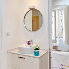 Отель Mazzini Duomo Италия, Милан - отзывы, цены и фото номеров - забронировать отель Mazzini Duomo онлайн ванная