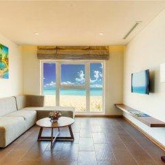 Отель Centara Sandy Beach Resort Danang 4* Бунгало с различными типами кроватей фото 2