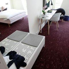 AC Hotel by Marriott Bella Sky Copenhagen 4* Стандартный номер с 2 отдельными кроватями фото 5