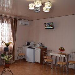 Гостиница Aparthotel Flora Студия разные типы кроватей фото 6