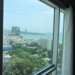 Отель Centric Sea Pattaya Апартаменты с различными типами кроватей фото 21
