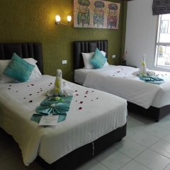 Samui Green Hotel 3* Стандартный номер с 2 отдельными кроватями
