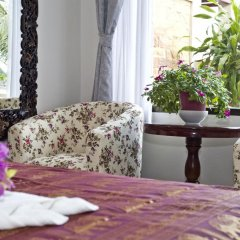 Отель Crystal Bay Beach Resort 3* Стандартный номер с двуспальной кроватью фото 12